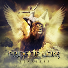 Click to read the Pride Of Lions - Fearless CD album review