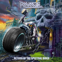 Ravage - Return Of The Spectral Rider CD Album Review