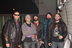 Ravage Band Photo