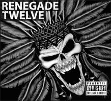 Click to read the Renegade Twelve 2017 Self-titled Debut CD album review