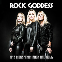 Rock Goddess - It's More Than Rock And Roll CD Album Review