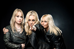 Rock Goddess Band Photo