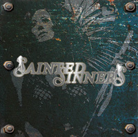 Sainted Sinners 2017 Debut Album CD Album Review