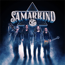 Click to read the Samarkind 2017 Debut CD Album review