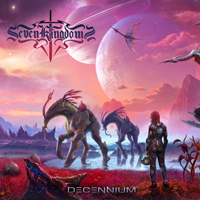 Seven Kingdoms Decennium CD Album Review
