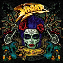 Click to read the Sinner - Tequila Suicide CD Album review
