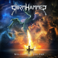 Stormhammer Welcome To The End CD Album Review