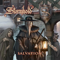Stormhold - Salvation CD Album Review