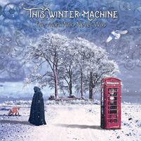 This Winter Machine The Man Who Never Was CD Album Review