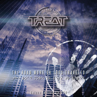Treat The Road More Or Less Traveled Live In Milan CD Album Review