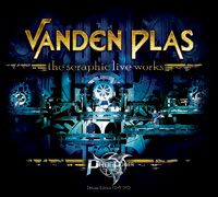 Vanden Plas - The Seraphic Live Works CD Album Review