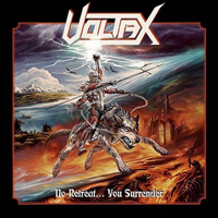 Voltax No Retreat You Surrender CD Album Review