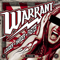 Warrant - Louder Harder Faster CD Album Review