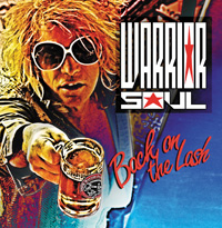 Warrior Soul - Back On The Lash CD Album Review