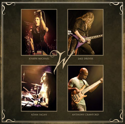 Witherfall Band Photo