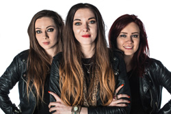 The Amorettes Band Photo