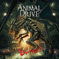 Animal Drive - Bite! CD Album Review