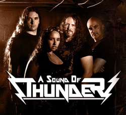 A Sound Of Thunder Band Photo Click For Larger Image
