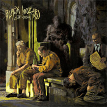 Click to read the Black Wizard - Livin' Oblivion CD Album review