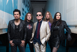 Graham Bonnet Band Photo Click For Larger Image