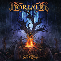 Borealis - The Offering CD Album Review