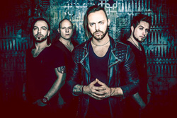 Bullet For My Valentine Band Photo Click For Larger Image
