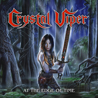 Crystal Viper - At The Edge Of Time EP Music Review