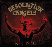 Desolation Angels - King CD Album Review