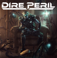 Dire Peril - The Extraterrestrial Compendium Music Review