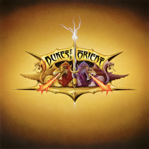 Click to read the Dukes Of The Orient 2018 Debut CD Album review