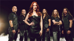 Epica Band Photo Click For Larger Image