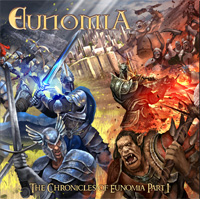 Eunomia - The Chronicles Of Eunomia Part One Returns Music Review