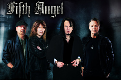 Fifth Angel Band Photo Click For Larger Image