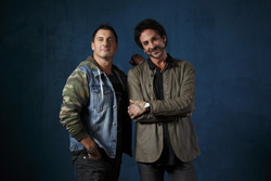 Johnny Gioeli Deen Castronovo Photo Click For Larger Image