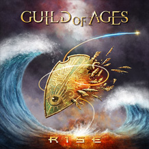Click to read the Guild Of Ages - Rise music review