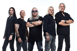Uriah Heep Band Photo Click For Larger Image