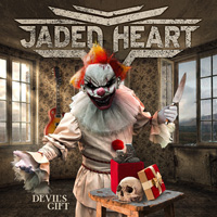 Jaded Heart - Devil's Gift CD Album Review