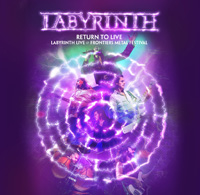 Labyrinth - Return To Live CD/DVD Album Review