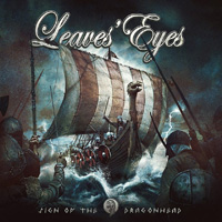 Leaves' Eyes - Sign Of The Dragonhead CD Album Review
