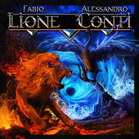 Fabio Lione - Alessandro Conti 2018 Self-titled Debut Album CD Album Review