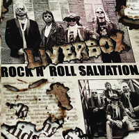 Liverbox - Rock N Roll Salvation Music Review