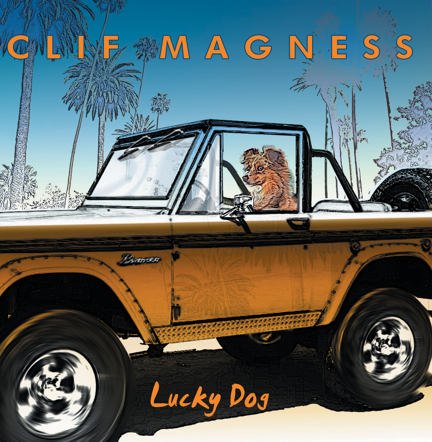 Clif Magness - Lucky Dog Music Review