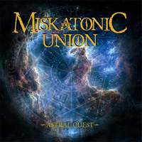 Miskatonic Union - Astral Quest CD Album Review