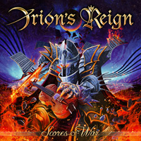 Orion's Reign - Scores Of War Music Review