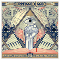 Orphaned Land - Unsung Prophets & Dead Messiahs CD Album Review