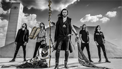 Orphaned Land Band Photo