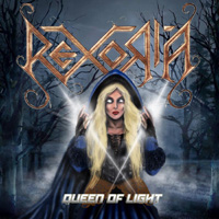 Rexoria - Queen Of Light CD Album Review