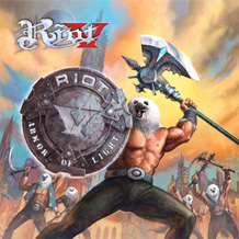 Click to read the Riot V - Armor Of Light music review