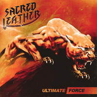 Sacred Leather - Ultimate Force CD Album Review