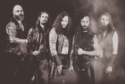 Sacred Leather Band Photo